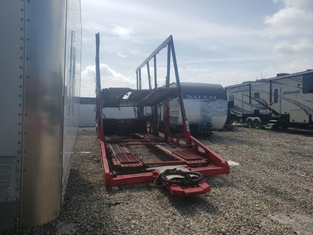 Salvage cars for sale from Copart Homestead, FL: 2001 Coin Trailer