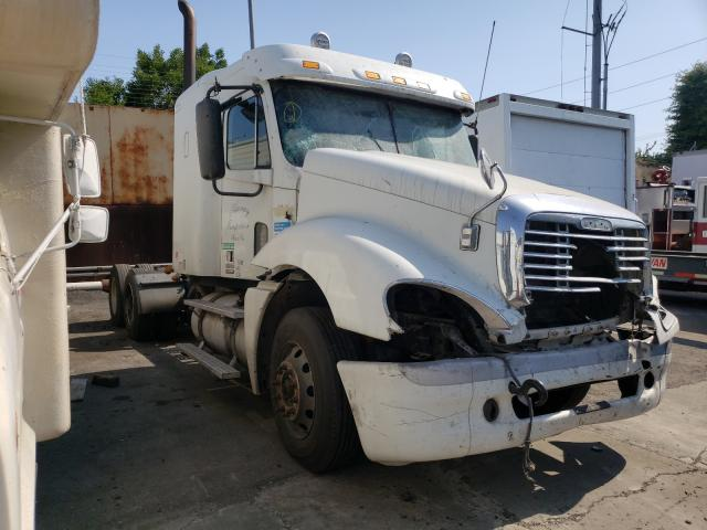 Salvage cars for sale from Copart Wilmington, CA: 2010 Freightliner Convention
