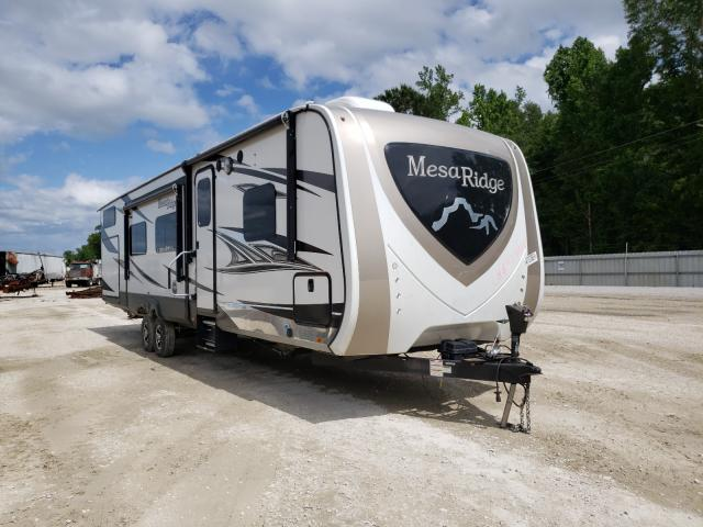 Highland Ridge Mesa Ridge salvage cars for sale: 2018 Highland Ridge Mesa Ridge