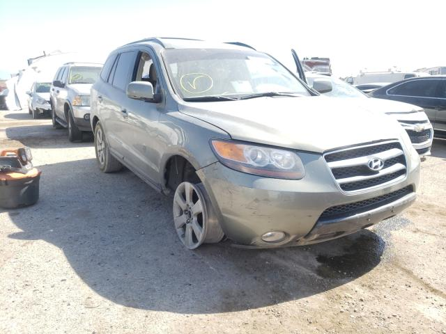 Salvage cars for sale from Copart Tucson, AZ: 2007 Hyundai Santa FE S