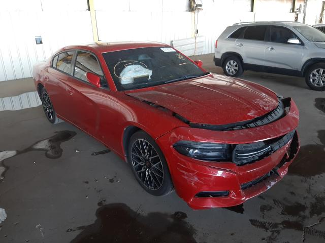 Salvage cars for sale from Copart Phoenix, AZ: 2015 Dodge Charger SE