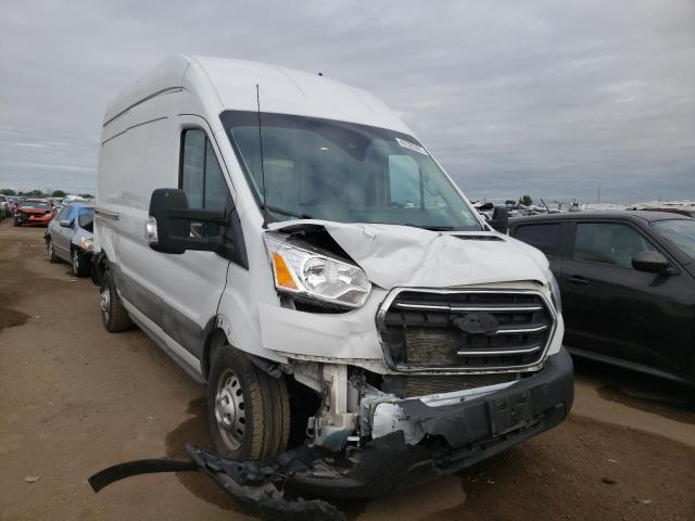 Salvage cars for sale from Copart Brighton, CO: 2020 Ford Transit T