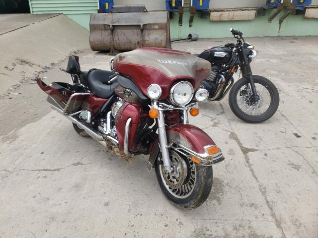 Salvage cars for sale from Copart Columbus, OH: 2009 Harley-Davidson Flhtcu