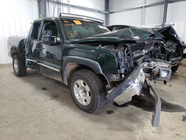 Vehiculos salvage en venta de Copart Ham Lake, MN: 2003 Chevrolet Silverado