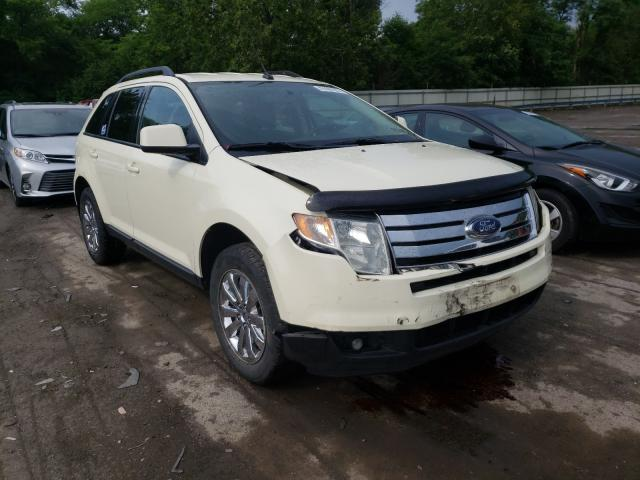 Ford Edge salvage cars for sale: 2008 Ford Edge