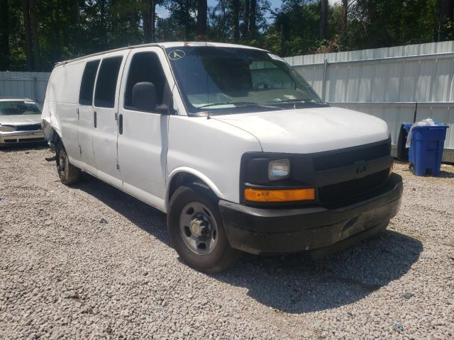 Salvage cars for sale from Copart Knightdale, NC: 2003 Chevrolet Express G3