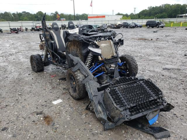 Salvage cars for sale from Copart Montgomery, AL: 2021 Kawasaki KRF 1000 A