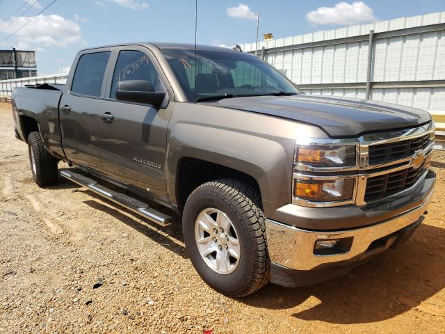 Salvage cars for sale from Copart Chatham, VA: 2014 Chevrolet Silverado