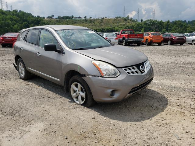 Salvage cars for sale from Copart West Mifflin, PA: 2012 Nissan Rogue S