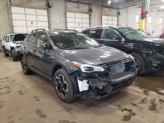 2021 Subaru Crosstrek en venta en Blaine, MN