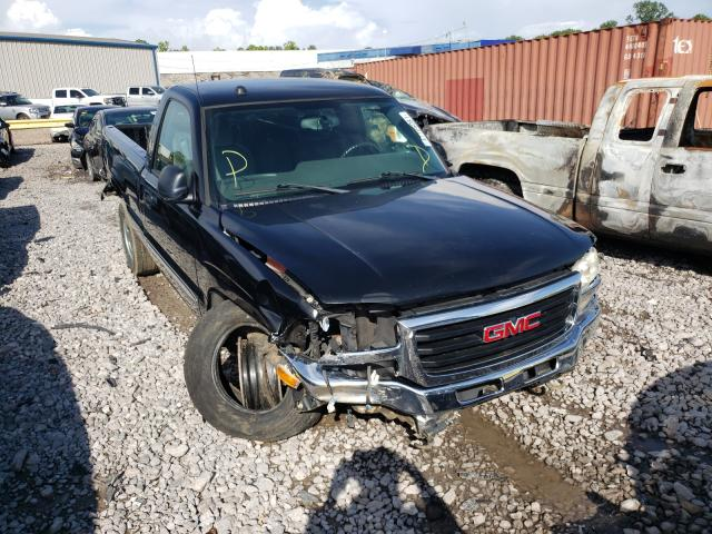 Salvage cars for sale from Copart Hueytown, AL: 2004 GMC New Sierra