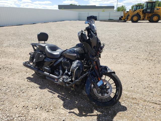Salvage cars for sale from Copart Bismarck, ND: 2019 Harley-Davidson Flhxs