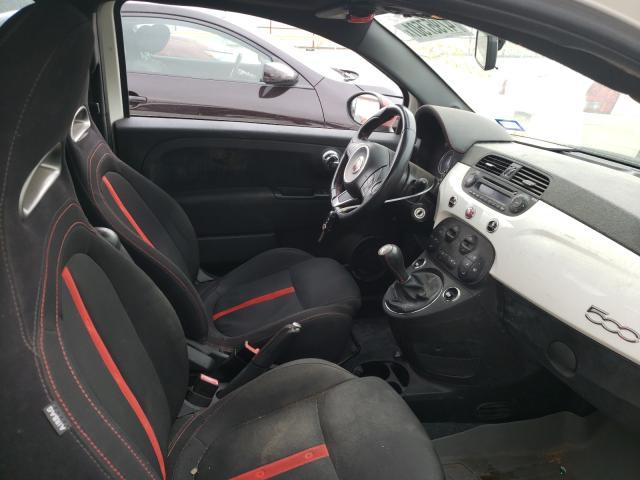 2013 FIAT 500 ABARTH 3C3CFFFH7DT575608