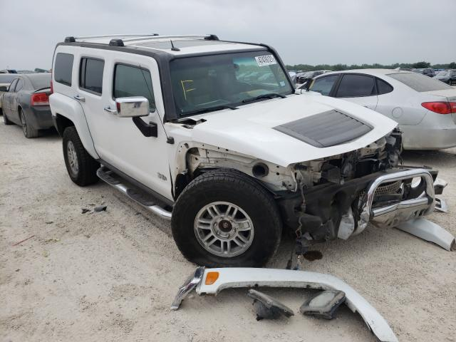 Hummer salvage cars for sale: 2008 Hummer H3 Alpha