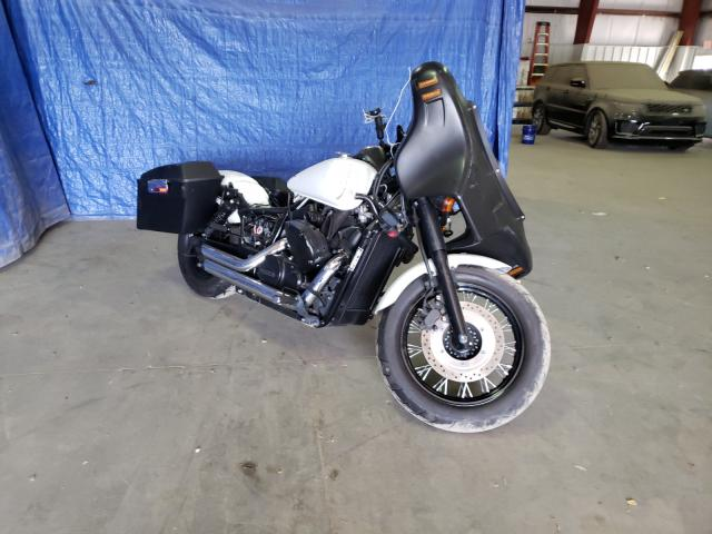 Salvage motorcycles for sale at Finksburg, MD auction: 2019 Honda VT750 C2B