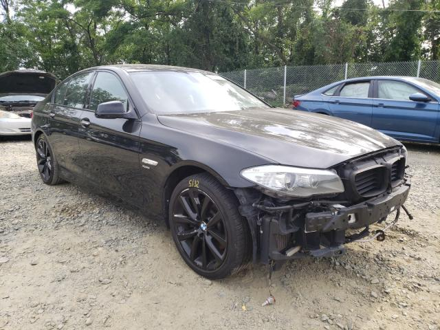 Salvage cars for sale from Copart Baltimore, MD: 2011 BMW 535 XI