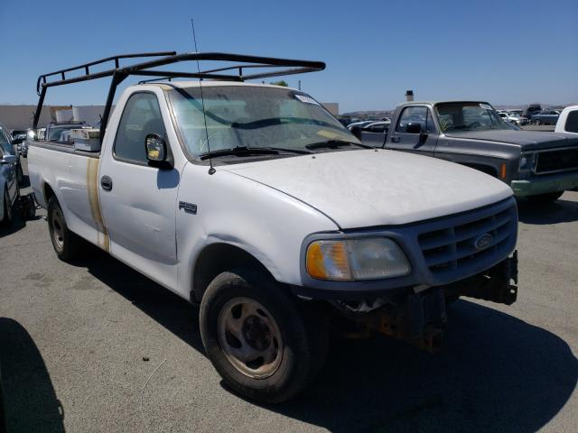 Ford F-150 salvage cars for sale: 2000 Ford F-150