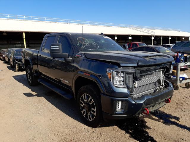 Salvage cars for sale from Copart Phoenix, AZ: 2020 GMC Sierra K25