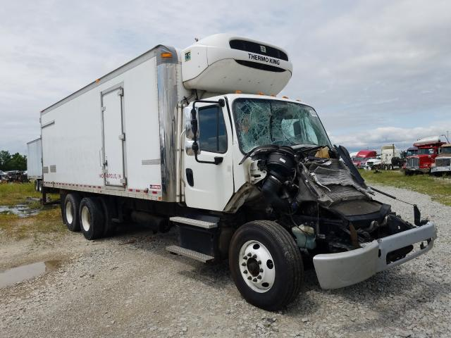 Salvage cars for sale from Copart Cicero, IN: 2017 Freightliner M2 112 MED