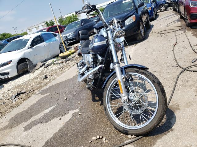 Harley-Davidson salvage cars for sale: 2003 Harley-Davidson Fxdwg