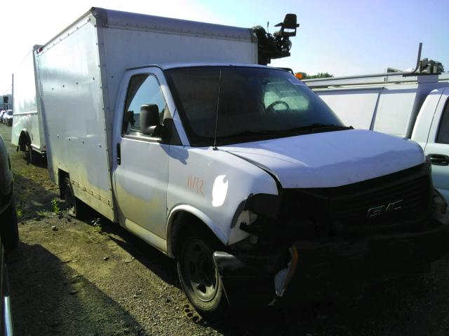 Salvage trucks for sale at Longview, TX auction: 2007 GMC G3500