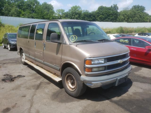 2002 Chevrolet Express en venta en Marlboro, NY