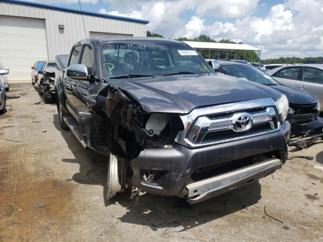 Salvage cars for sale from Copart Austell, GA: 2013 Toyota Tacoma DOU