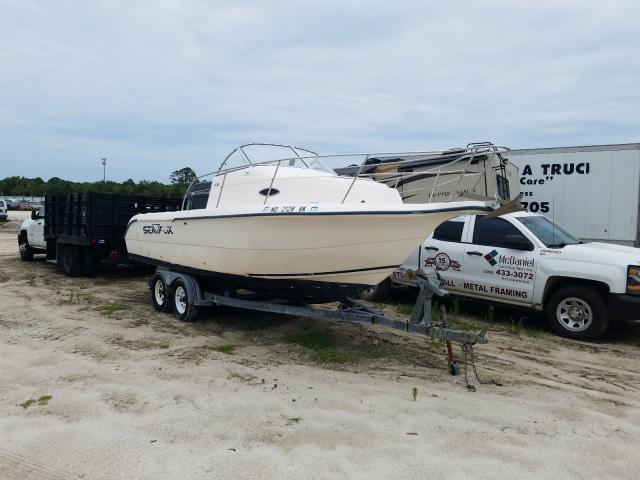 2000 Seagrave Fire Apparatus Boat With Trailer for sale in Fort Pierce, FL