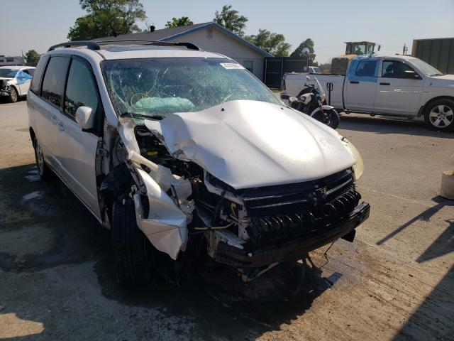Salvage cars for sale from Copart Sikeston, MO: 2004 Toyota Sienna XLE