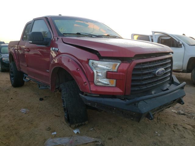 2016 Ford F150 Super en venta en Longview, TX