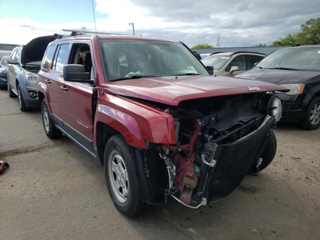 Vehiculos salvage en venta de Copart Cudahy, WI: 2015 Jeep Patriot SP