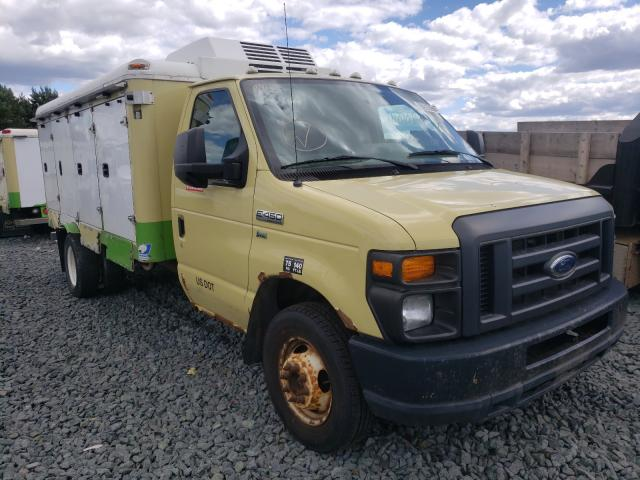 Salvage cars for sale from Copart Ham Lake, MN: 2010 Ford Econoline
