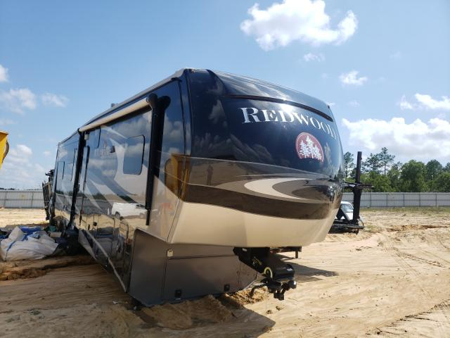 Redwood Travel Trailer salvage cars for sale: 2014 Redwood Travel Trailer