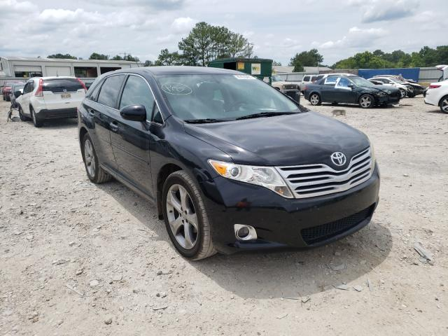 Salvage cars for sale at Florence, MS auction: 2009 Toyota Venza