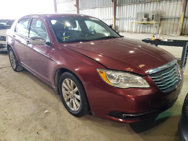 Used 2014 CHRYSLER 200 - Small image. Lot 47534781