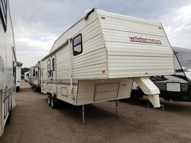 Salvage 1993 FLEETWOOD WILDERNESS - Small image. Lot 47394181