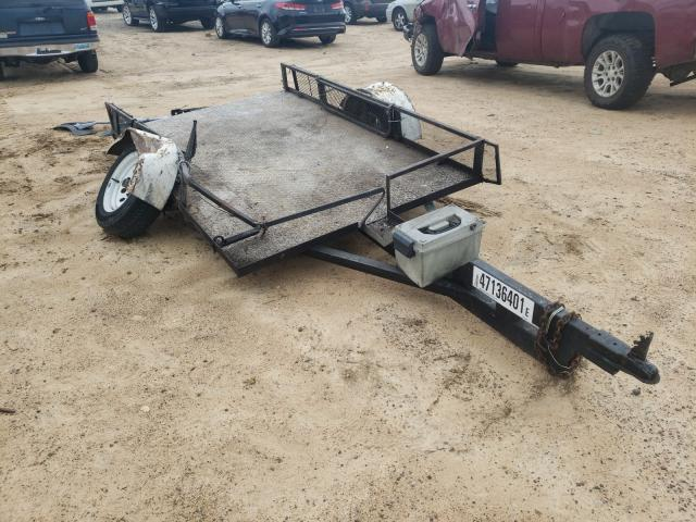 Trail King salvage cars for sale: 2000 Trail King Trailer