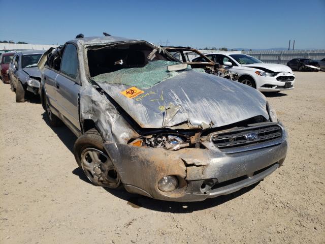 2007 Subaru Legacy Outback en venta en Anderson, CA