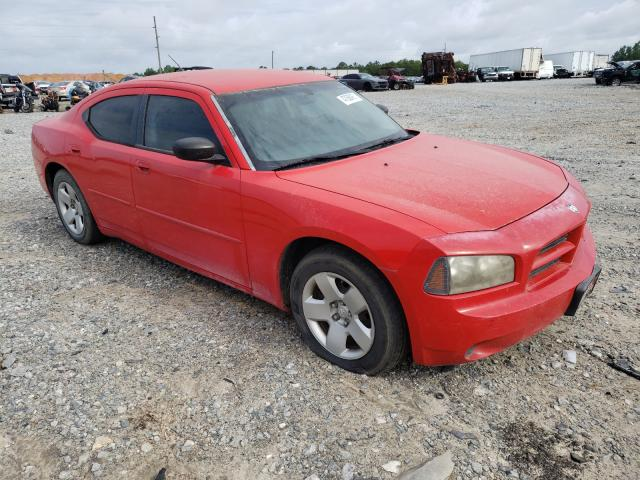 Salvage 2008 DODGE CHARGER - Small image. Lot 47688451