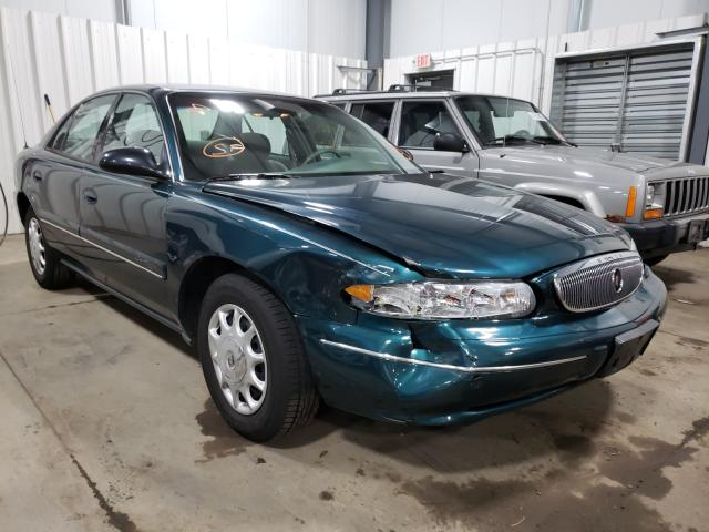 Buick Century salvage cars for sale: 2001 Buick Century