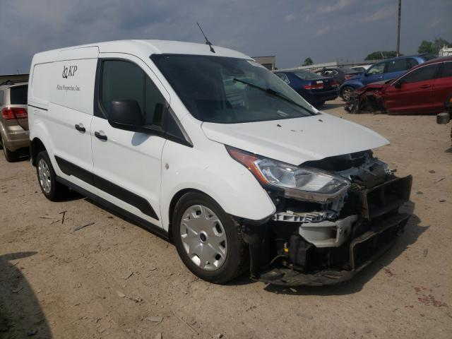 Salvage cars for sale from Copart Indianapolis, IN: 2019 Ford Transit CO