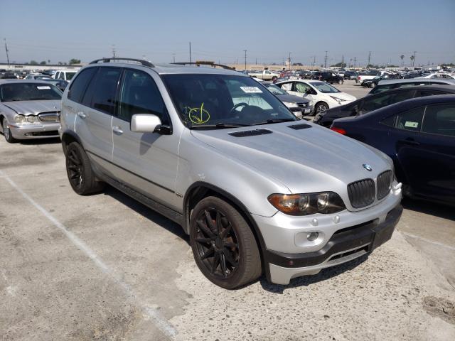 BMW Vehiculos salvage en venta: 2006 BMW X5 4.8IS