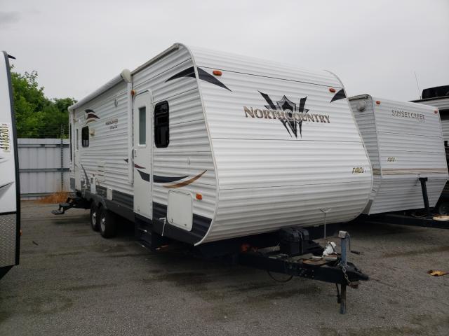 Salvage cars for sale from Copart Alorton, IL: 2012 Heartland North Coun