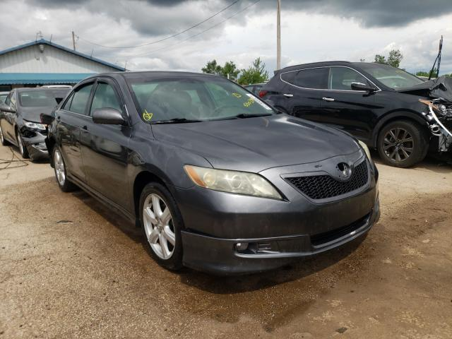 Salvage cars for sale from Copart Pekin, IL: 2007 Toyota Camry CE