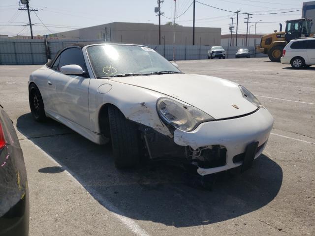 Porsche Vehiculos salvage en venta: 2003 Porsche 911 Carrer