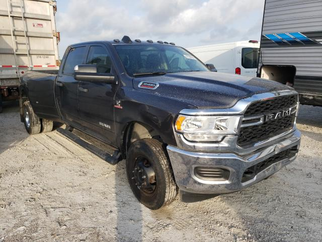 Salvage cars for sale from Copart Houston, TX: 2019 Dodge RAM 3500 Trade