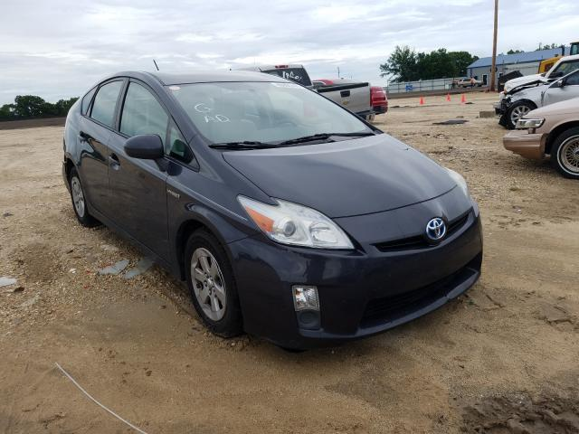 Salvage cars for sale from Copart Newton, AL: 2010 Toyota Prius