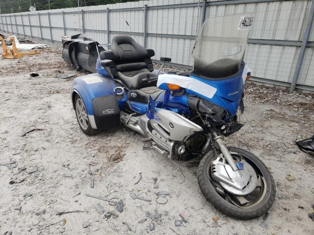Salvage cars for sale from Copart Loganville, GA: 2012 Honda GL1800