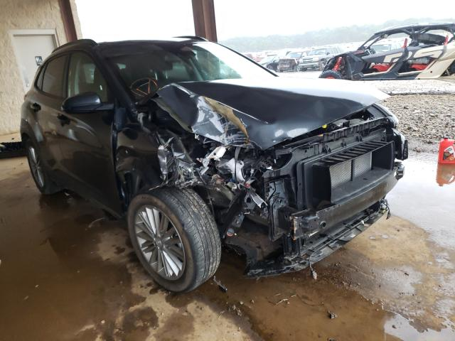 Salvage cars for sale from Copart Tanner, AL: 2019 Hyundai Kona SEL