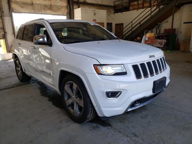 Salvage cars for sale from Copart Graham, WA: 2015 Jeep Grand Cherokee